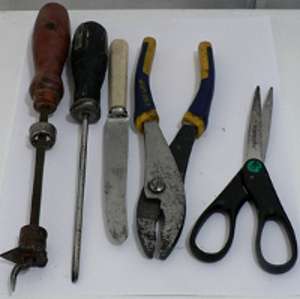 Tools needed for Candle Making
