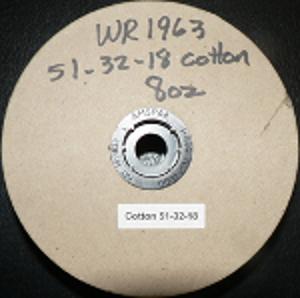 Cotton Core Wick on Spool